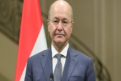 Iran, S Arabia talks have progressed well: Iraqi pres.