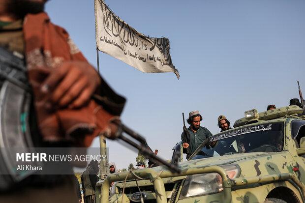 نيروهاى طالبان در تفريحگاه قرغه كابل حضور دارند