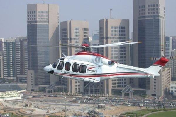 متحدہ عرب امارات میں ہیلی کاپٹر گر کر تباہ / 4 افراد ہلاک