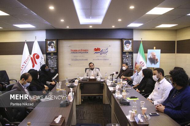 مراسم یادبود مرحوم دکتر ابومحد عسگرخوانی بعدازظهر شنبه دهم مهرماه در خبرگزاری مهر برگزار شد
