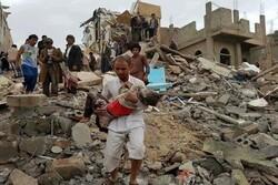 Saudi fighter jets launch large-scale attack on Yemen's Marib