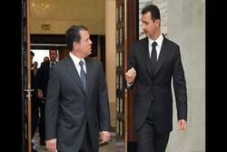 تماس تلفنی شاه اردن با بشار اسد/ عبدالله دوم در راستای همگرایی با سوریه حرکت می کند