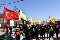 Türk ve Azerbaycan vatandaşlarının Erbain ziyaretleri güvenli şekilde gerçekleşti