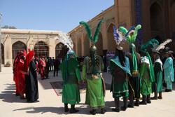 تعزیه حضرت احمد بن موسی شاهچراغ (ع) به ثبت ملی رسید