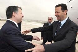 حرکت سریع اردن به سمت برقراری روابط با دمشق/  سوریه به خاستگاه عربی باز می گردد