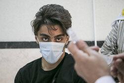 بیش از ۵۵ درصد دانشجویان دانشگاه فنی و حرفه ای واکسینه شدند