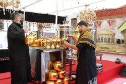برپایی مواکب در مشهد