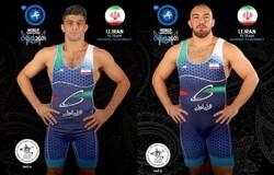 إيران تحصد ذهبيتين في بطولة العالم للمصارعة الحرة