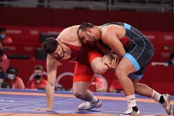 Zare wins Iran's 2nd gold medal in World Wrestling C'ships