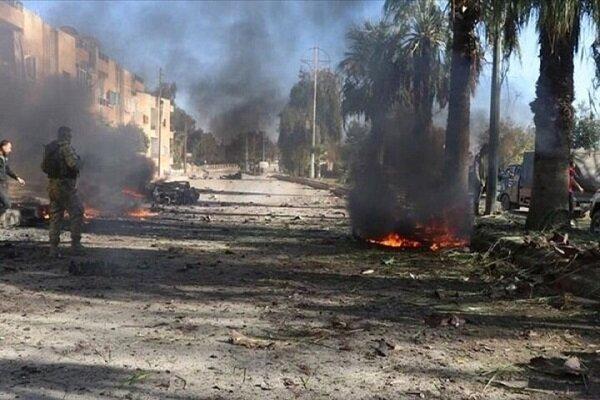 Car bomb blasts near Al Anbar police station in Iraq (+VIDEO)