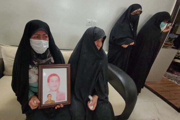 پیکر شهید مفقود الاثر سعید حسنان شناسایی شد
