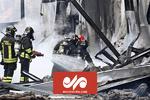 VIDEO: Plane crash in Italy's Milan