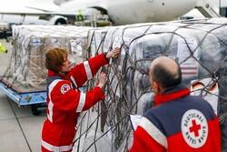 محموله کمکهای بشردوستانه اروپا به افغانستان؛ وارد کابل شد