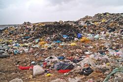 آشفتگی در سایت دفن زباله حلقهدره