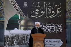 «آگاهی بخشی به امت اسلام» بزرگترین رسالت علمای مسلمان است