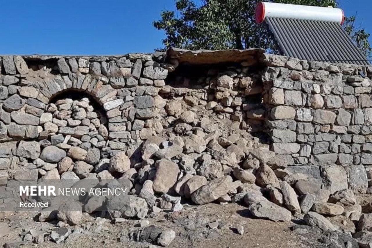 درد دل اهالی زلزله زده اندیکا