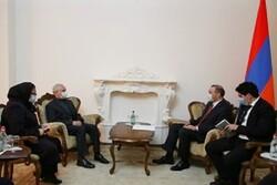 Armenia Security Council Secretary, Iran envoy hold meeting