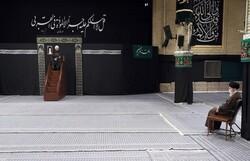 مراسم عزاء وفاة النبي الأعظم واستشهاد الامام الحسن في حسينية الامام الخميني