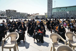 Mourning ceremony for Prophet, Imam Hassan in Tehran