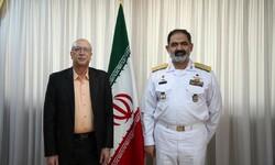 عضویت نیروی دریایی ارتش در اتحادیه دانشگاههای کشورهای حاشیه خزر
