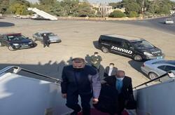 Iran FM departs for Russia at Lavrov's invitation