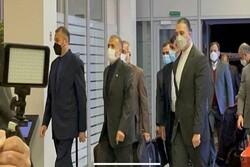 وزير الخارجية الايراني يصل موسكو
