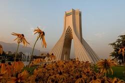 هتل های ۵ ستاره تهران