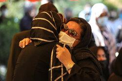 """تشييع جثمان الممثل والمخرج الايراني الشهير """"فتحعلي أويسي""""/ بالصور"""