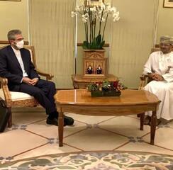 علی باقری: روابط ایران و عمان روابطی دوستانه و نمونه است
