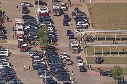 تیراندازی در تگزاس آمریکا/ ضارب در مدرسه مخفی شده است