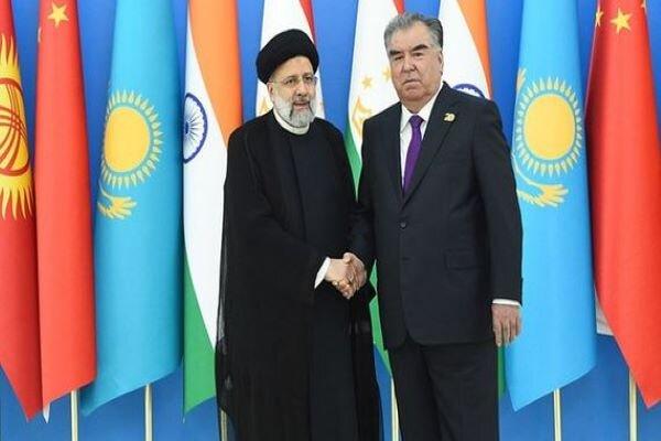 Iran ready to expand relations with Tajikistan: Raeisi