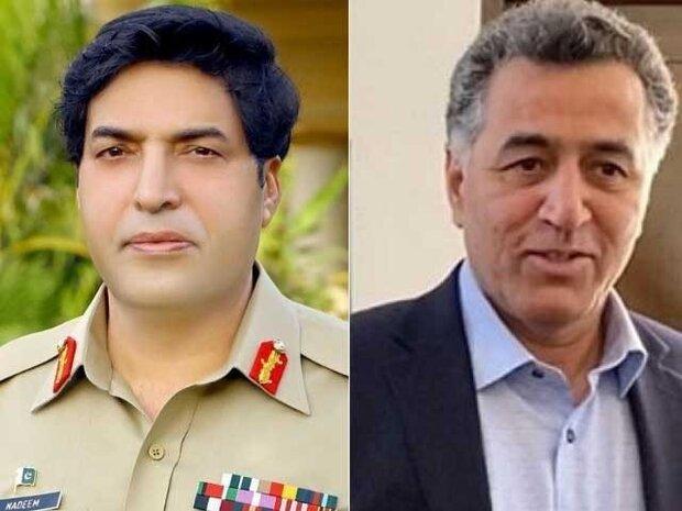 لیفٹیننٹ جنرل ندیم احمد انجم پاکستانی خفیہ ایجنسی آئی ایس آئی کے نئے سربراہ مقرر