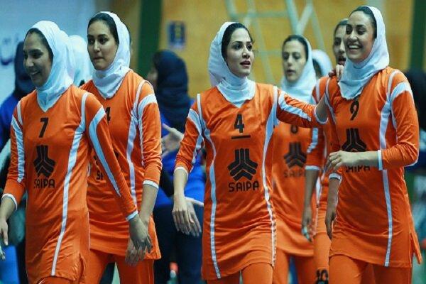 Saipa fail to advance to Asian Women's Club Volleyball final