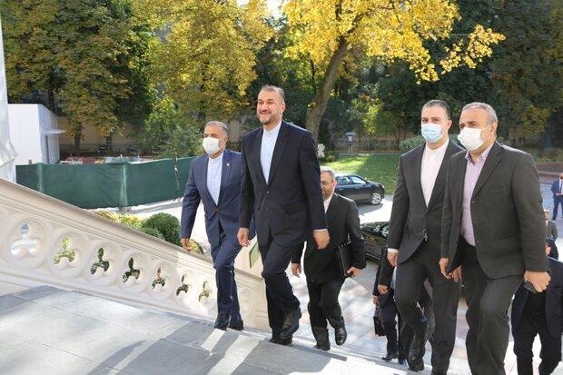 Iran FM Amir-Abdollahian leaves Moscow for Beirut