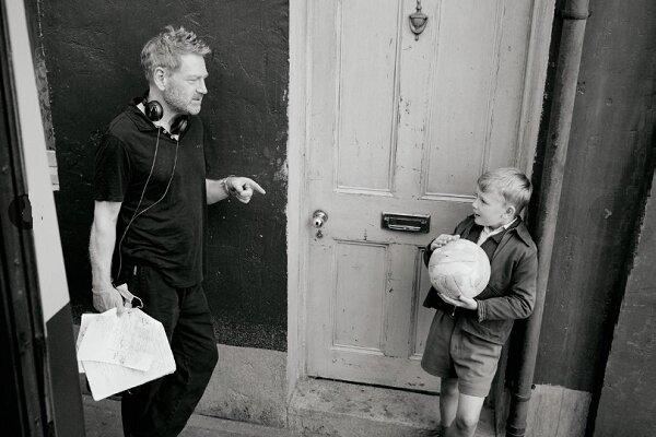 «بلفاست» کنت برانا به جشنواره مادری میرود