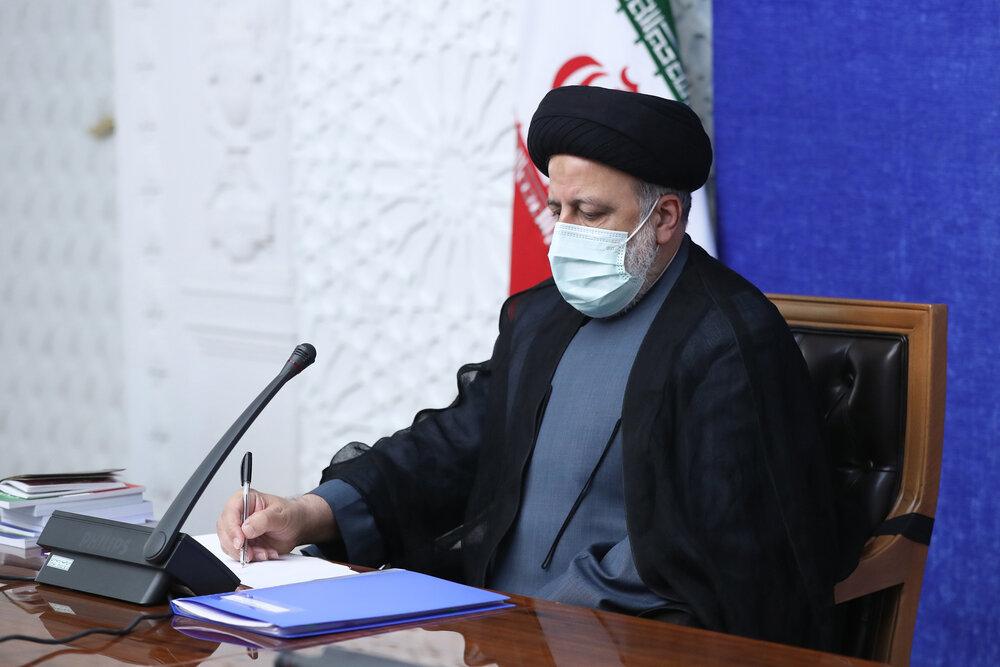 رئیس جمهور درگذشت نماینده اسبق قزوین در مجلس خبرگان را تسلیت گفت