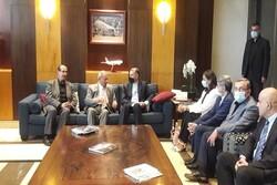 وزیر امور خارجه کشورمان وارد لبنان شد