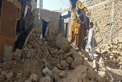 Powerful 5.9 magnitude quake hits Pakistan' Balochistan prov.