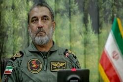 Iran Air Force stops Iraq Ba'athist regime war machine: Cmdr.