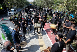 Tehraners mark martyrdom anniversary of Imam Reza (PBUH)