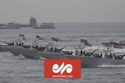 VIDEO: IRGC intercepts US speedboats in Persian Gulf