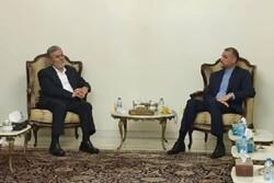 عبد اللهيان: المقاومة تواصل دربها بصوتٍ عالٍ وقوّةٍ قضّت مضاجع الإحتلال
