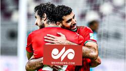 """هدف اللاعب """"طارمي"""" في شباك المنتخب الإماراتي/ بالفيديو"""