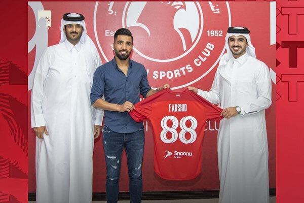 شماره پیراهن هافبک استقلال در تیم جدیدش مشخص شد