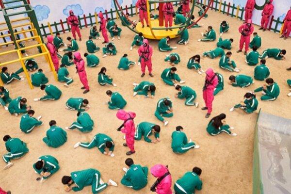نتفلیکس با «بازی مرکب» راه «انگل» را در تلویزیون ادامه می دهد