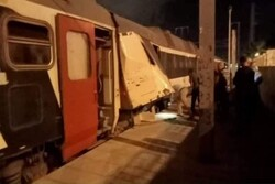At least 33 injured as 2 passenger trains collide in Tunisia