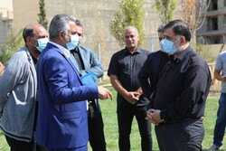 بازسازی و ترمیم زمین چمن کمپ حجازی در دستور کار باشگاه استقلال