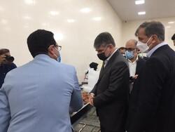 وزیر جهاد کشاورزی از صنایع کشاورزی در تنگستان بازدید کرد