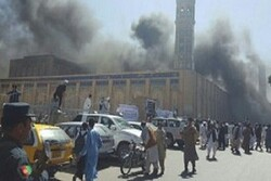 Dozens killed, injured in mosque explosion in Afghanistan