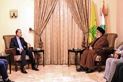 NasraIlah calls Iran 'sincere ally' in difficult times